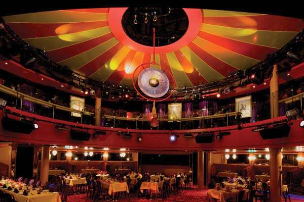 Cirque Dreams Dinner Show