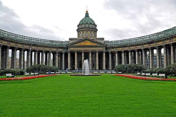 St. Petersburg Kazan Cathedral