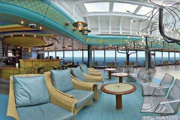 Ms zuiderdam cruise ship deals from for Terrace grill