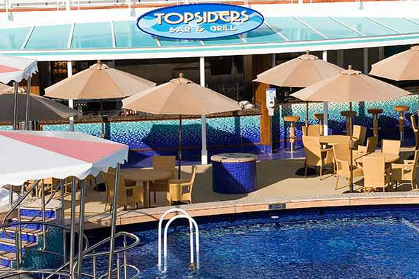 Topsiders Bar and Grill
