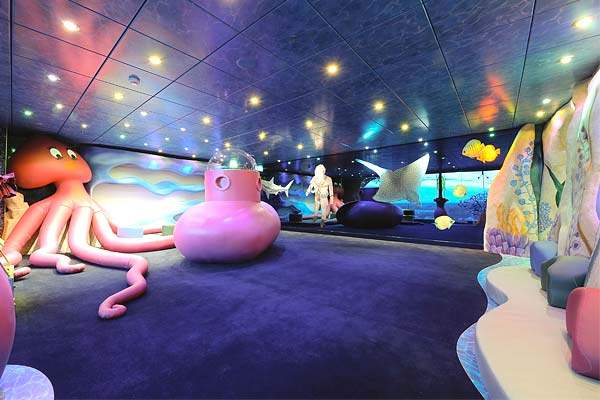 Underwater World Playroom