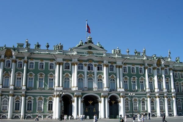 Winter Palace Hermitage Museum