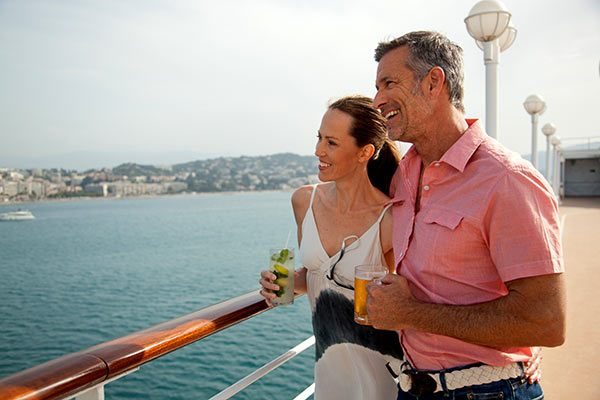 Azamara Cruises - Couple On Board