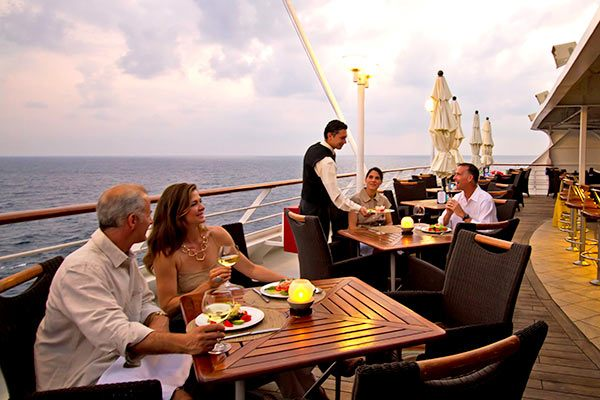 Azamara  Cruises  - Windows Café