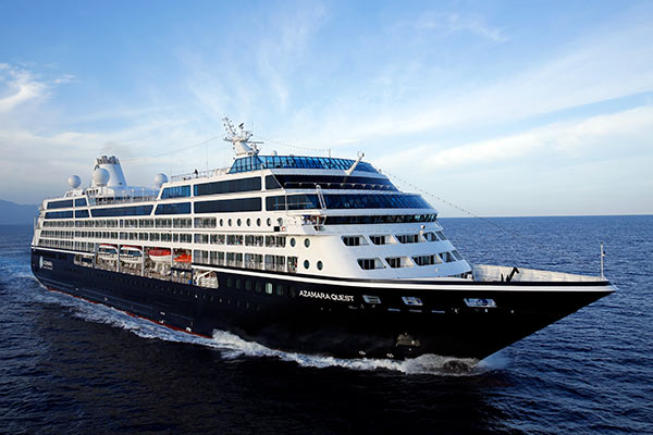 Azamara Club Cruises - Azamara Quest