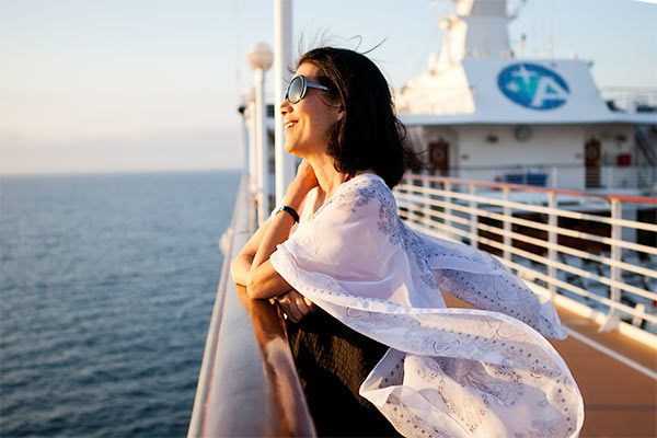 Azamara Cruises - On Deck