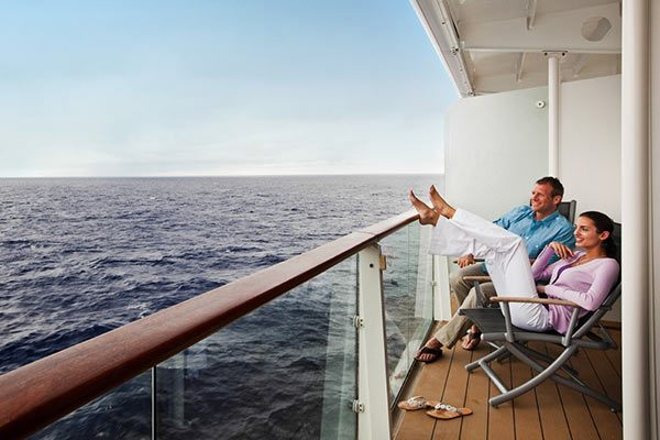 Celebrity Cruises - Balcony Stateroom