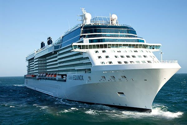 Celebrity Cruise Ship - Celebrity Equinox