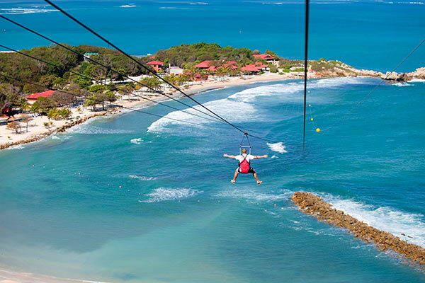Celebrity Cruises - Labadee (Cruise Line Private Island)