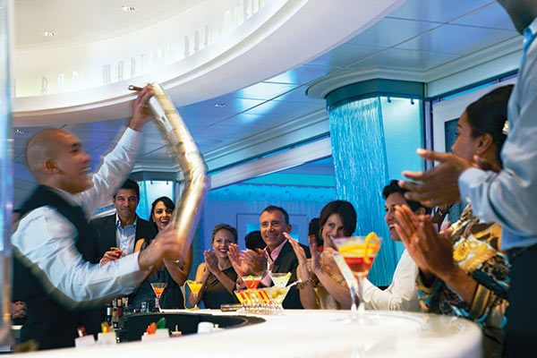 Celebrity Cruises - Martini Bar