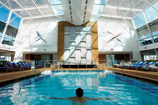 Celebrity Cruises - Solarium (Select Ships)