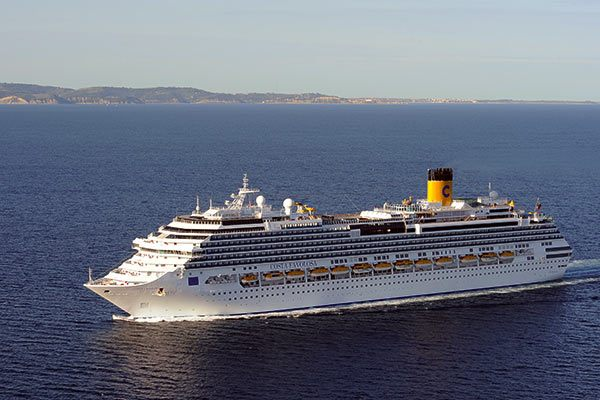 Costa Cruises - Costa Favolosa
