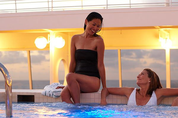 Crystal Cruises - Jacuzzi (Select Ships)