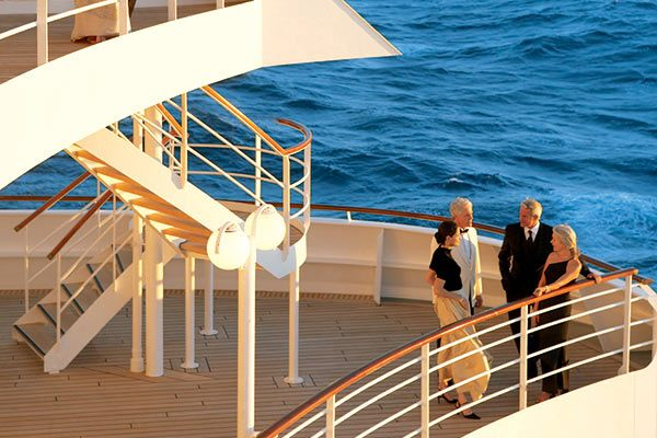 Crystal Cruises - Luxurious Voyages