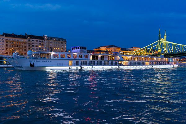 Crystal River Cruises - Mozart
