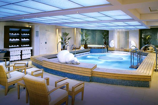 Cunard Cruise Line - Spa