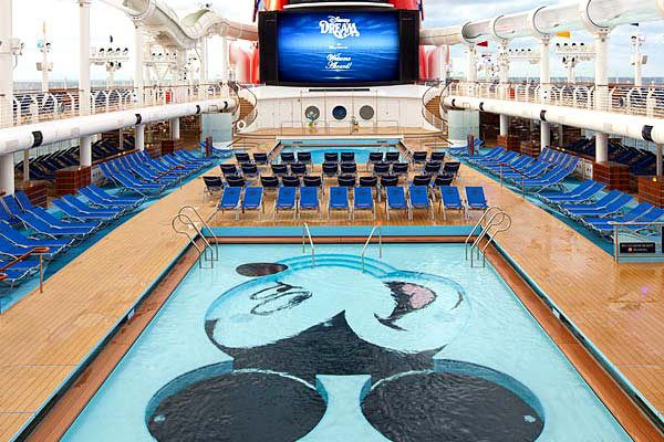 Disney Cruise Line - Mickey's Pool