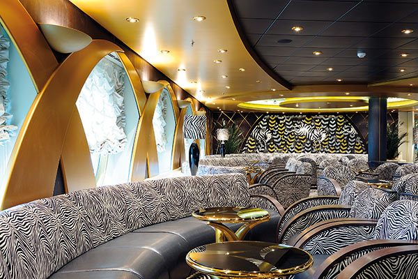 MSC Cruises - Zebra Bar (Select Ships)