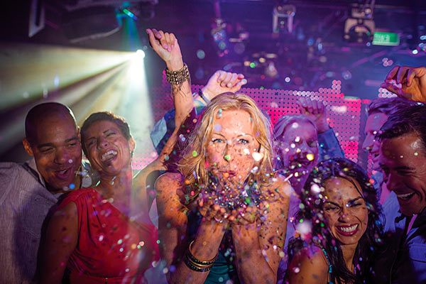 Norwegian Cruise Line - Nightclub