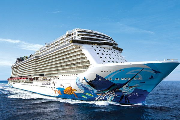 Norwegian Cruise Line - Norwegian Escape