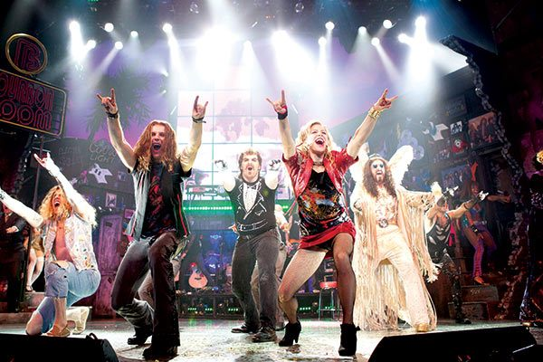Norwegian Cruise Line - Rock Of Ages Show (Select Ships)