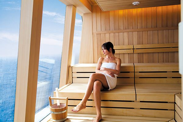 Norwegian Cruise Line - Spa