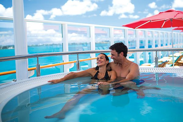 Norwegian Cruise Line - Whirlpool