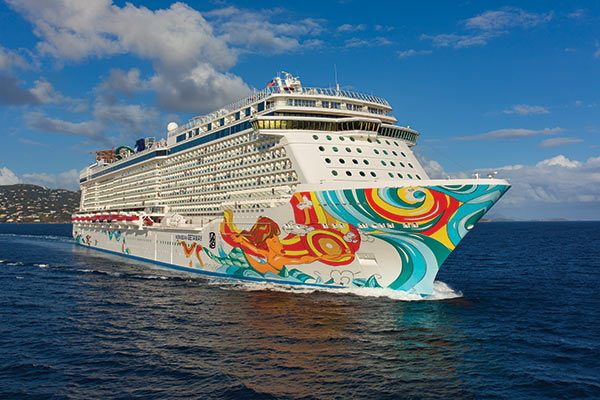 Norwegian Cruise Line - Norwegian Getaway