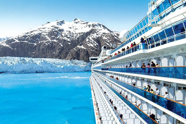 Princess Cruises - View of Alaska