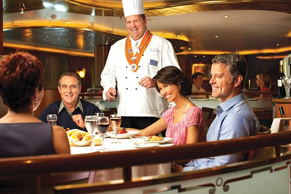Princess Cruises - Dining