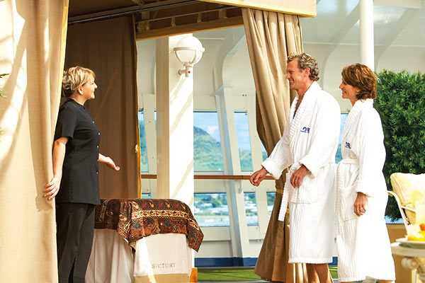 Princess Cruises - Spa