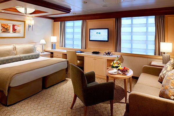 Princess Cruises - Window Suite