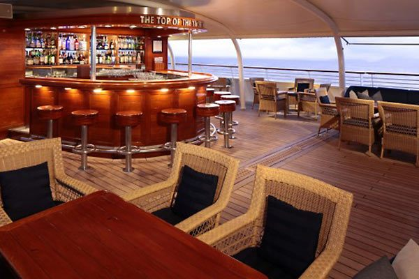 Regent Cruises - Top Of The Yacht Bar