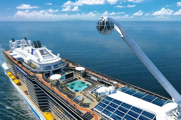 Royal Caribbean Cruise Ship - Anthem Of The Seas
