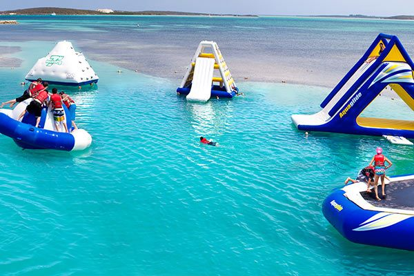 Royal Caribbean Cruises - Aquapark Cococay Private Island (Select Itineraries)