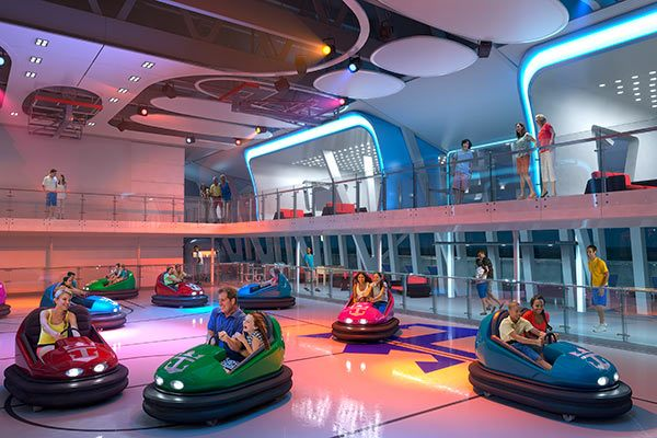 Royal Caribbean Cruises - Bumper Cars (Select Ships)