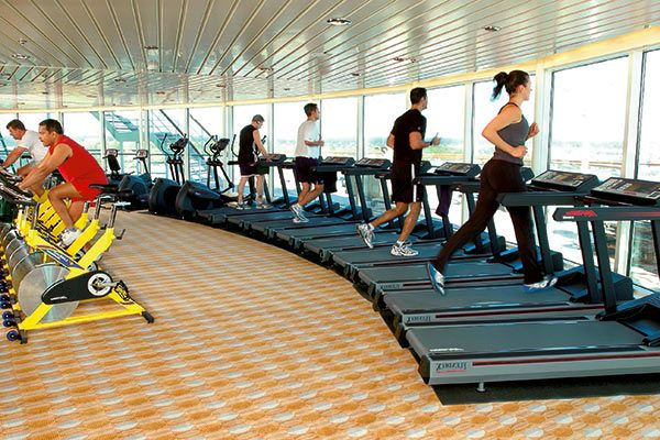 Royal Caribbean Cruises - Fitness
