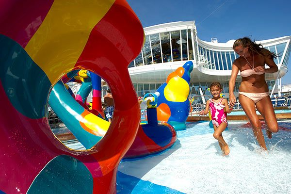 Royal Caribbean Cruises - H2O Zone Waterpark (Select Ships)
