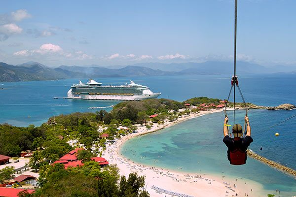 Royal Caribbean Cruises - Labadee Private Island (Select Itineraries)