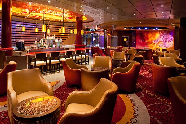 Royal Caribbean Cruises - Lounge