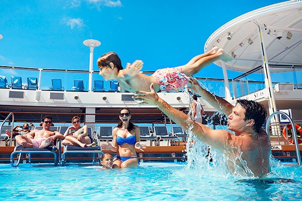 Royal Caribbean Cruises - Pool