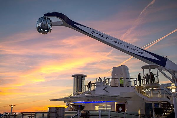 Royal Caribbean Cruises - Northstar Capsule (Select Ships)