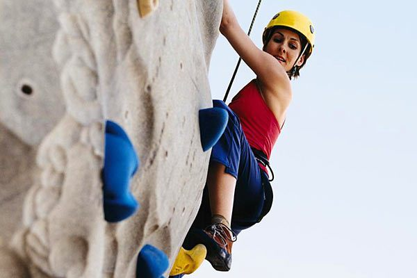 Royal Caribbean Cruises - Rock Climbing Wall