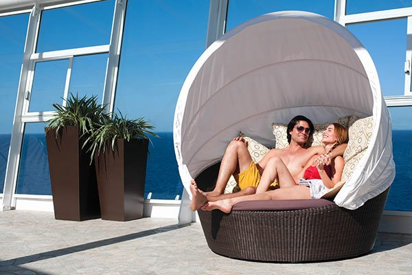 Royal Caribbean Cruises - Solarium