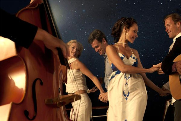 Seabourn Cruises - Dancing On The Deck