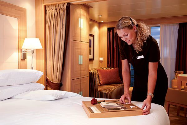 Seabourn Cruises - Personal Suite Stewardess