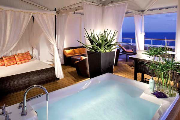 Seabourn Cruises - Spa Villas