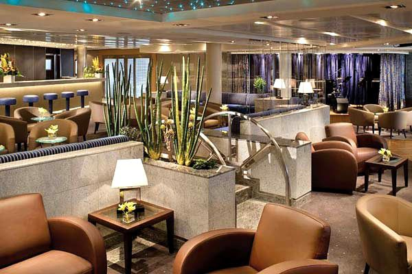 Seabourn Cruises - The Club