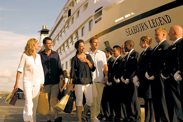 Seabourn Cruises - Welcome Aboard