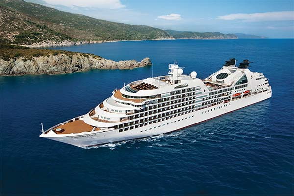 Seabourn Cruise Line - Seabourn Quest
